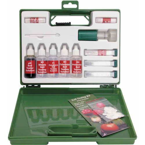 Check Out This Soil Testing Kit