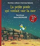 P'tites Poules Livre + CD - La petite poule qui voulait voir la mer (1)