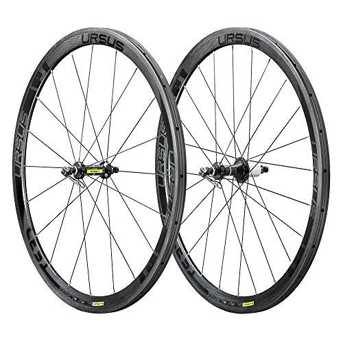 petit un compact Paire mixte de vélo de course Shimano Ursus Miura TS37 PTS37A-00C, noir,…