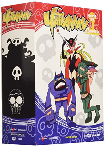 Yattaman-La Serie Completa (Esclusiva Amazon) (22 DVD) (Box Set) (22 DVD)