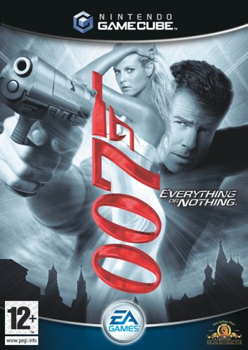 James Bond 007: Everything or Nothing uk version