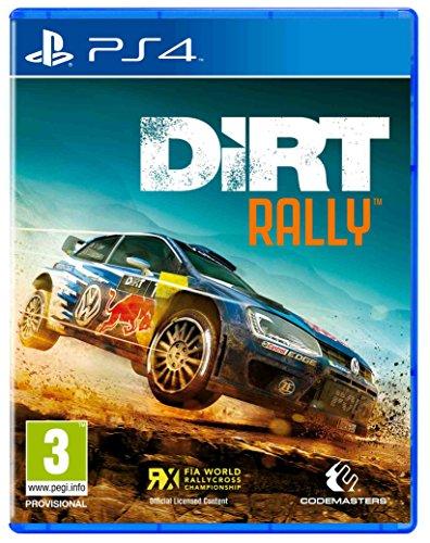 DiRT Rally - Standard Edition - PlayStation 4