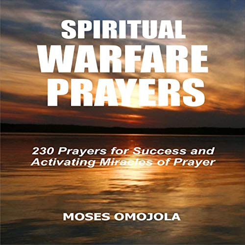 Spiritual Warfare Prayers  By  cover art