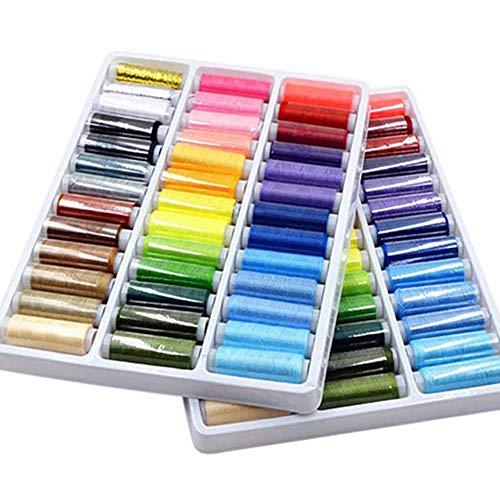 39 Kleur naaien draad kleine as naaien draad hand naaien draad huishoudelijke naaimachine draad in een doos