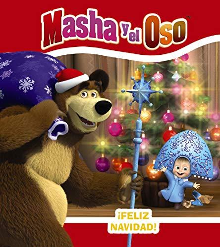 Masha y el Oso-¡Feliz Navidad! (Hachette Infantil - Masha Y El Oso - Cuentos)