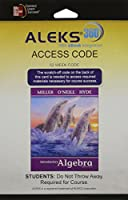 Aleks 360 Access Card (52 Weeks) for Introductory Algebra