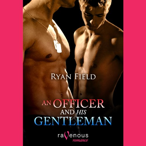 An Officer and His Gentle Man audiobook cover art