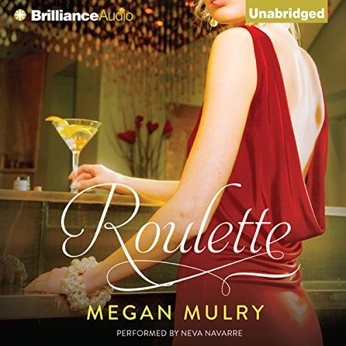 Roulette audiobook cover art