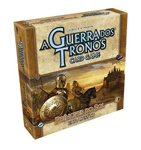 A GUERRA DOS TRONOS - CARD GAME - PRÍNCIPES DO SOL (EXP.)