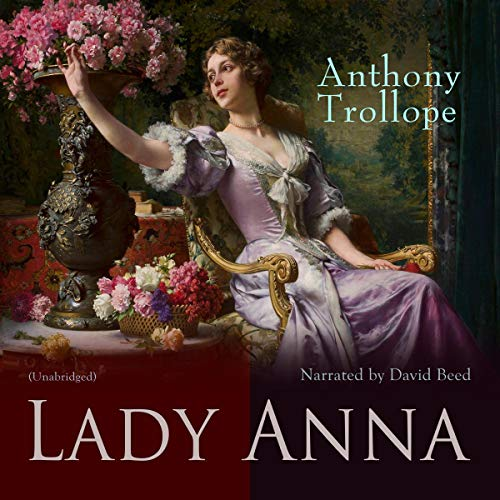 Lady Anna audiobook cover art