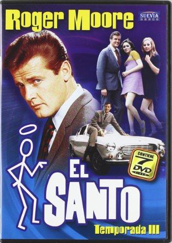 El Santo 3ª Temporada [DVD]