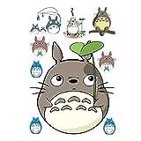 BUCUO Etiqueta de Equipaje Dragón Gato Dibujos Animados completos Lindo Impermeable No Dejar Pegamento Personalidad Maleta Caja de Palanca Moda China Creativa Hip-Hop Personalidad Graffiti Decorativo