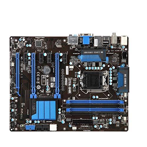 マザーボード MSI Z77A-G45コンピュータUSB3.0 SATA IIIマザーボードLGA 1155 DDR3用Z77M Z77Mデスクトップメインボード ATXゲーミングマザーボード