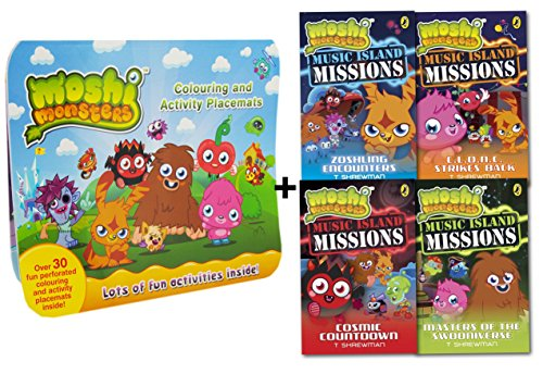 Moshi Monsters: Music Island Pack S/W Costco