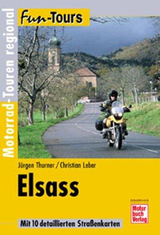 Fun-Tours Elsass. Motorrad-Touren regional.