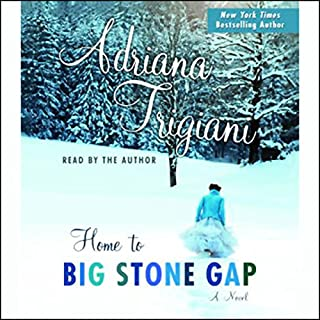 Home to Big Stone Gap audiobook cover art