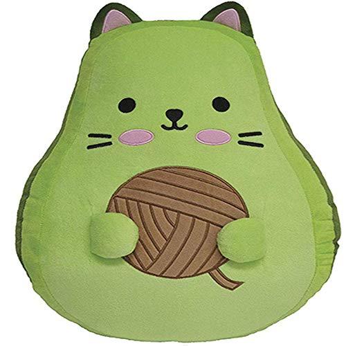Miwaimao Mikrowelle Hut kann Plüschtier tragen,Avocado