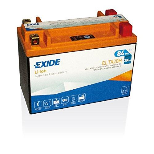 800 12v 80ah dernier MODEL 2014//15 a Exide AGM start-stop Batterie ek800 en
