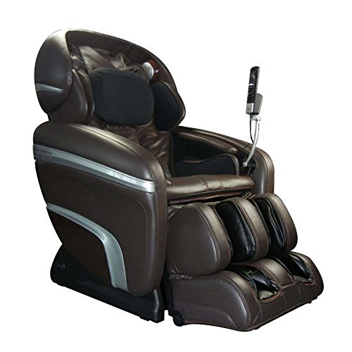 Lowest Price! Osaki OS7200CRB Model OS-7200CR Deluxe Massage Chair, Brown, Zero Gravity, Computer Bo...