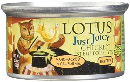 Lotus Cat Food