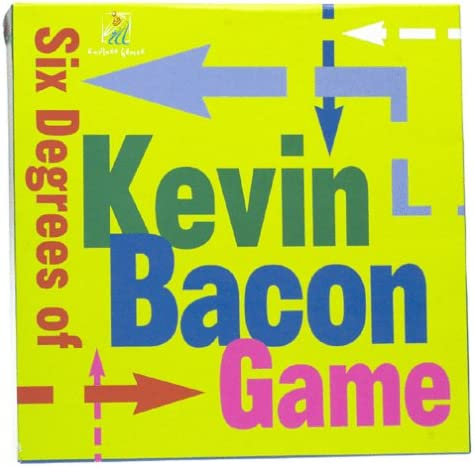 Six Degrees Houston Mall Of Bacon Kevin OFFer Game