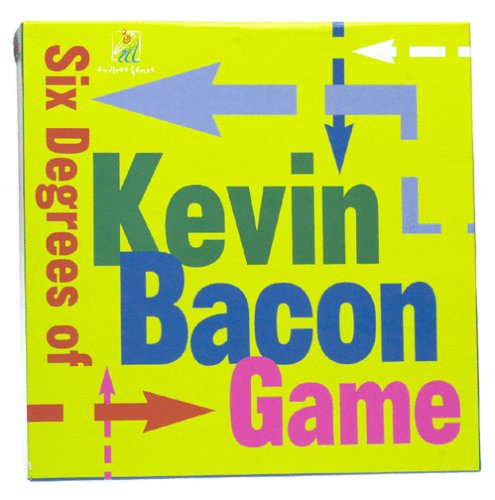 Six Degrees Of Kevin Bacon Game