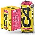 C4 Original Carbonated Zero Sugar Energy Drink
