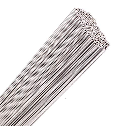 LOKIH Acero Inoxidable Suministros Varilla de Soldadura Electrodos diámetro: 1 mm / 1,2 mm 304,304mm 1.2mmx1000mm