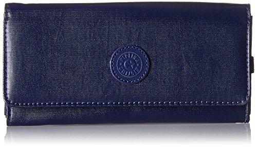 Kipling - Brownie, Carteras Mujer, Blau (Lacquer Indigo), 19x10x3 cm (B x H...