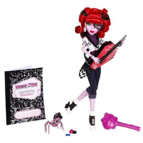 Monster High - X4622 - Poupée Mannequin - Photo de Classe - Operetta