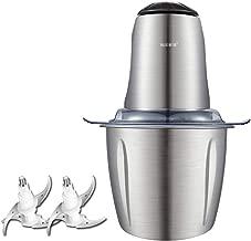 Mnjin Picadora de Carne: Máquina picadora eléctrica para ...