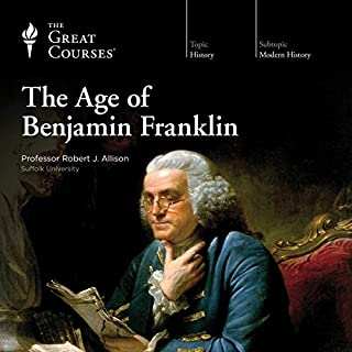 The Age of Benjamin Franklin cover art