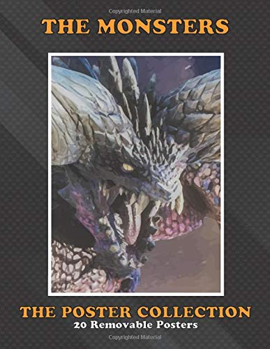 Poster Collection: The Monsters The Eater Of Elders Gaming
