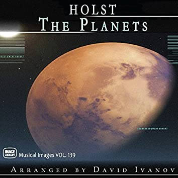 The Planets: Musical Images, Vol. 139 (MIDI Version)
