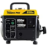 Tradespro - 850W/1200W Generator (Epa), Generators, Gasoline Powered Generators,...