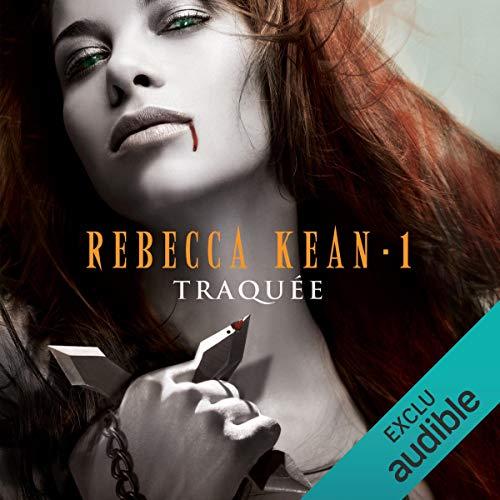 Traquée audiobook cover art