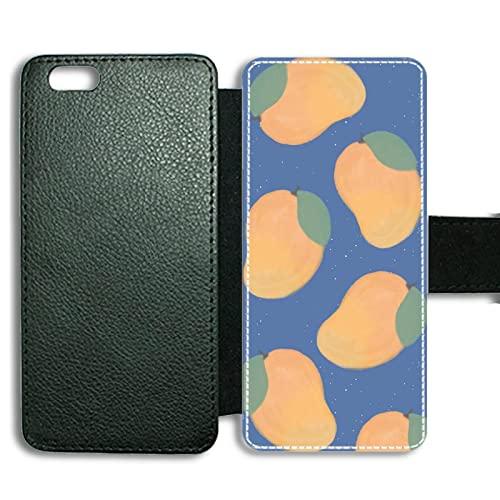 Shockprof Soporte Caja Cubierta Soporte Tarjeta Ranura Caja Original Funda Protectora Compatible con Apple iPhone 7p 8p Imprimir con Big Mango