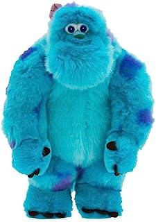 قطيفة ديزني بيكسار سولي - Monsters, Inc. - صغير - 12 بوصة