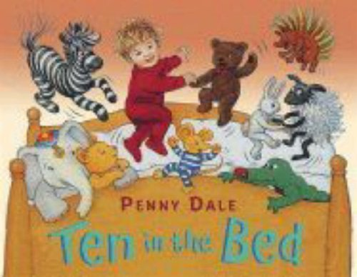 Ten in the Bed by Penny Dale (3-Sep-2007) Board book