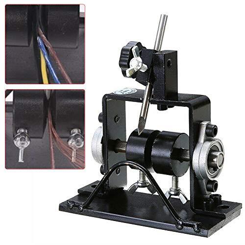 Kabelabisoliermaschine Abisoliermaschine Kabelschälmaschine 20mm Abisoliergerät Kupferschrott Metal manuell Abisoliermaschine Kabelschäler