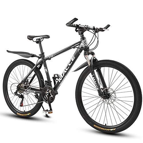 Horizoncn Bicicleta de Montaña 26 Pulgadas con Doble Freno Disco y Suspension...