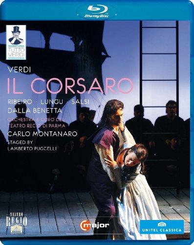 Tutto Verdi: Il Corsaro [Blu-ray]