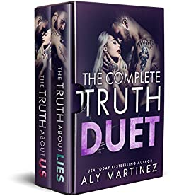 The Complete Truth Duet by [Aly Martinez]