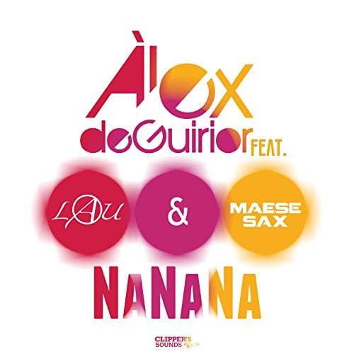 Alex De Guirior feat. Maese Sax & Lau