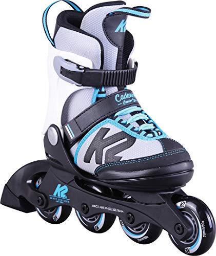 K2 CADENCE JR LTD GIRL Inline Skate 2019 black/grey/light