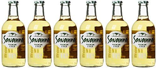 NV Konings Savanna Dry Premium Cider  (6 x 0.33 l)