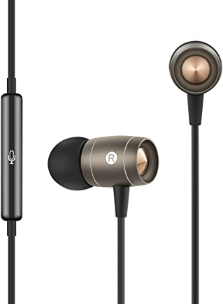 Earbuds, in-Ear Headphones Noise Isolation Headsets Heavy...