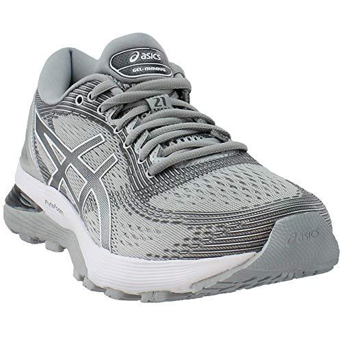 ASICS Women's Gel-Nimbus 21 Running Shoes, 5.5W, Blue Coast/Skylight