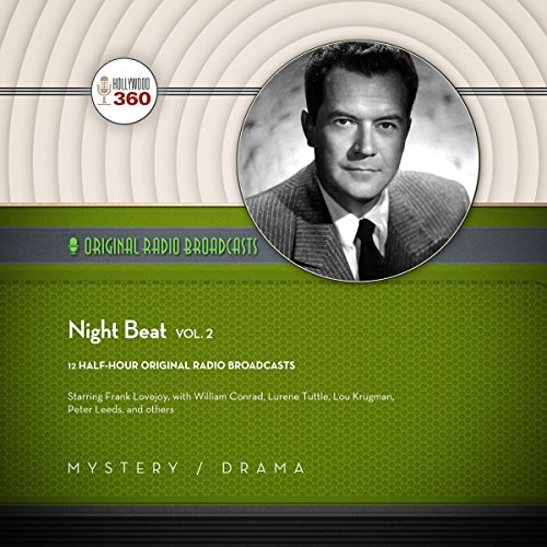 Night Beat, Vol. 2 audiobook cover art