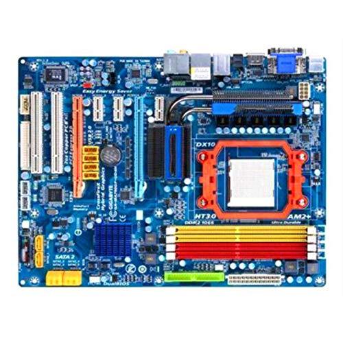 RKRLJX Placa Madre Placa Base de Escritorio Ajuste Fit For Gigabyte GA-MA790GP-UD4H Placa Madre de Escritorio usada Original MA790GP-UD4H 790GP Socket AM2 DDR2 SATA2 USB2.0